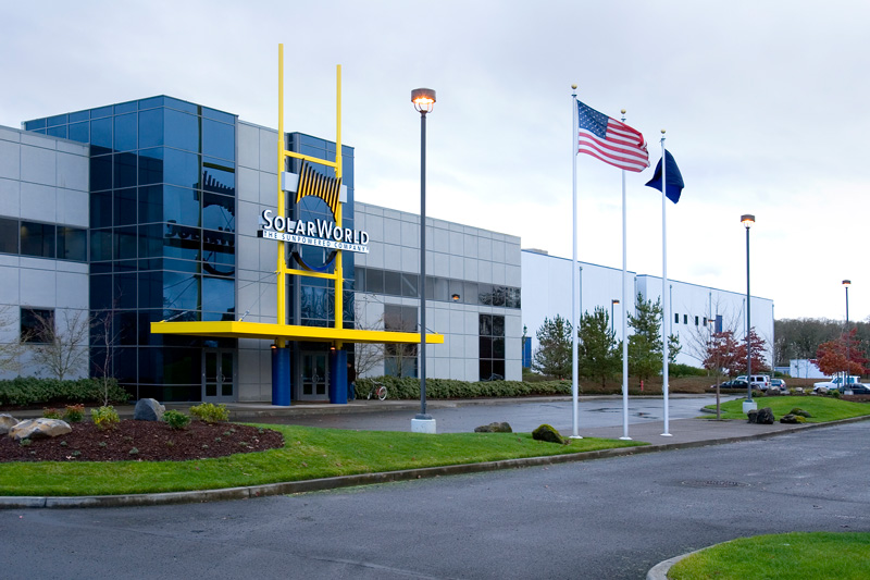 Solar World HQ, Hillsboro, OR