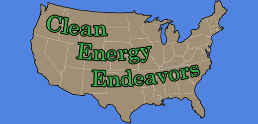 Clean Energy Endeavors Logo