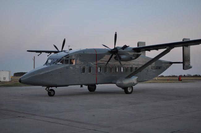 NASA's C-23 Sherpa Aircraft