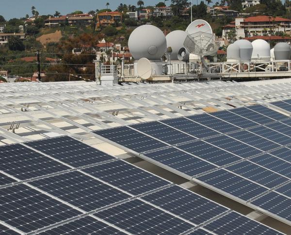 rooftop solar crop
