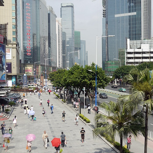 WalkwaysChinaCity
