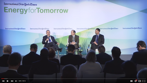 Permalink to Energy for Tomorrow 2015 – Policy and the Art of the Possible
