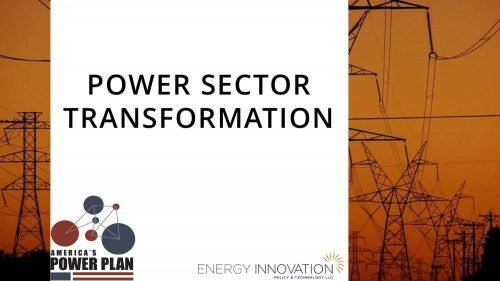 Permalink to Power Sector Transformation