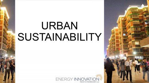 Permalink to Urban Sustainability