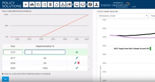 Permalink to The Energy Policy Simulator, Part 2: A Tour of the Web Interface