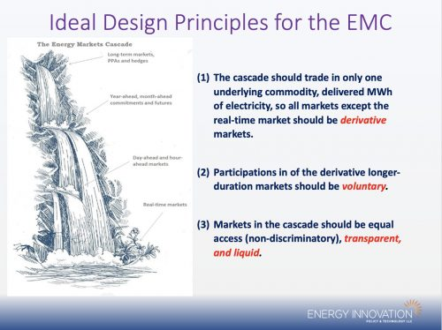 Permalink to Let's Get Organized! Long-Term Market Design for a High Penetration Grid
