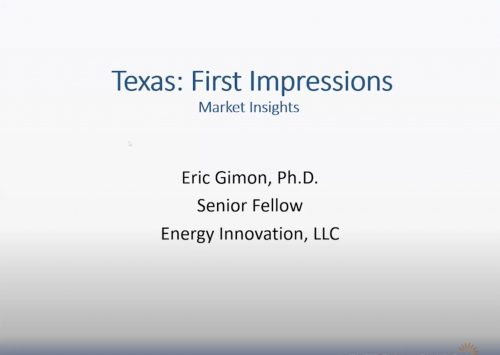 Permalink to Texas Power Freeze First Impressions
