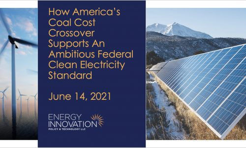 Permalink to How America's Coal Cost Crossover Supports An Ambitious Federal Clean Electricity Standard