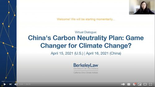 Permalink to China's Carbon Neutrality Plans: Game Changer for Climate Change?